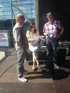 Wilhelmina, TODA Henk & Marjolein TwenteMixConcert juni 2012